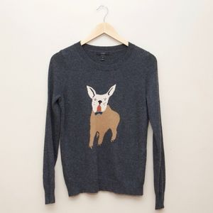 J. Crew French Sweater